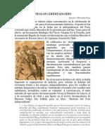 Cholos Libertadores