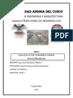 Calculo de Madera Para Encofrado de Muro de Concreto (1)