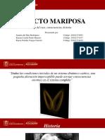 Efecto Mariposa Diapositivas