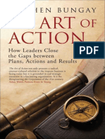 10 the Art of Action - Stephen Bungay