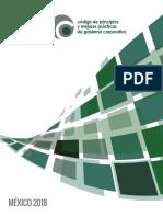 Código de mejores prácticas de gobierno corporativo MX 2019