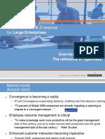 3. OmniPCX Enterprise Presentation