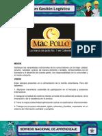 """Evidencia 7_ Afiche """"Misión, Visión y Valores Corporativos"""""""