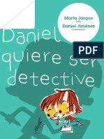 Daniel Quiere Ser Detective Muestra
