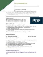 Downloadmela.com SAP 1 Year Experience Resume