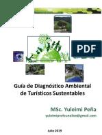 Guía de Diagnóstico Ambiental en Proyectos Turísticos
