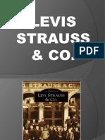 Levis Strauss Power Point Presentation