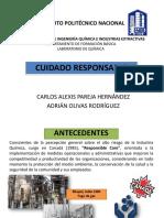 Ciudado Responsable - ANIQ