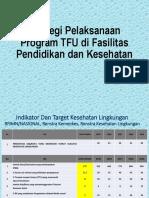 Strategi Pelaksanaan Program TFU Di Fasilitas Pendidikan Dan Kesehatan