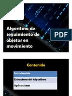 Algoritmo de Seguimiento de Objetos en Movimiento V2 2007