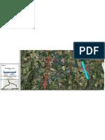 km 139-142 Embranchement Estillac – Colayrac-Saint-Cirq (près Agen) (avec rétablissement sans ZS)
