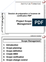 PMP Scope - 3rd Edition