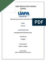 Educacion Para La Paz III