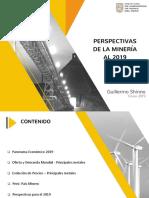 La Minería Una Mirada Al 2019