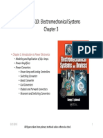 electromechanical systems ch 3