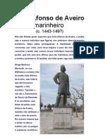João Afonso de Aveiro marinheiro