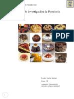 29 Trabajo de Df Investigación de Pastelería (1) Marion (1) (1)Abansado (1) Txsdddddddddddddddddddddddd