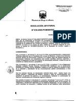 Territorio de Provincia Cajatambo Limites