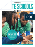 Private Schools Guide 2019
