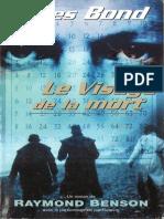 27 Le Visage de La Mort - James Bond - Raymond Benson