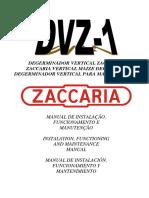 Manual Del Desgerminador Vertical Zaccaria
