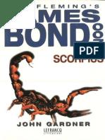 22 Scorpius - James Bond - John Gardner
