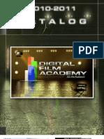 Digital film academy Catalog 2011