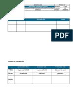 PR-SSO-03 Procedimiento de Participación y Consulta Ver 00