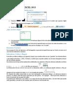 Apuntes Para Excel 2013