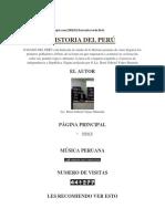 HISTORIA DEL PER_-horizonte Tardo