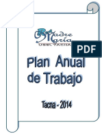 Plan Anual de La Red 2015