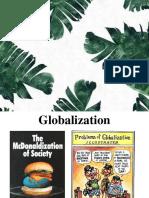 Globalization Pp t