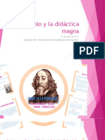 Comenio y La Didactica Magna, Rosa Maria Acosta Luevano, Upn, Ags, Mexico.