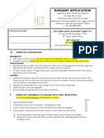 ASSET Bursary Application Form