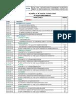 7. Metrados - Estructuras MANTENIM. A
