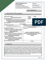 01 Guia - Autodiagnostico Enrutamiento y Redistribucion de Rutas Entre Protocolos