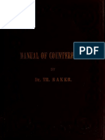 Counterpoint Dr. Th.baker
