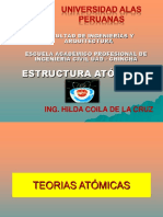 Semana 1 Estructura Atómica