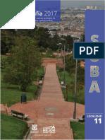 Diagnóstico de los principales aspectos territoriales, de infraestructura, demográficos y socioeconómicos