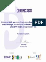 Novas Tecnologias Leitura, Mídias Sociais e Mundo Digital-Certificado de Conclusão Do Curso 12107 (1)