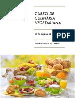 Apostila Curso de Culinaria - Set2018