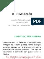 Aula 07 LEI DE MIGRAÇÃO.ppt