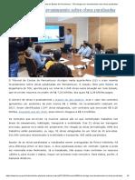 Tribunal de Contas Do Estado de Pernambuco - TCE Divulga Novo Levantamento Sobre Obras Paralisadas