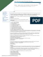 Encargos Provisão Férias e 13 Salário TOTVS Linha RM - FOP