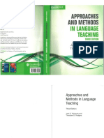 Richards & Rodgers - Approaches and Methods in Language Teaching
