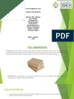 Madera No Estructural