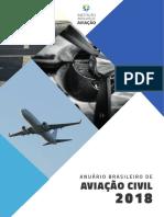 Anuário Brasileiro da Aviação Civil 2018