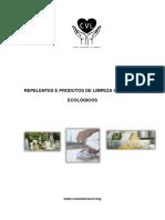 Receitas de Produtos de Limpeza Caseiros e Ecológicos  - CVL