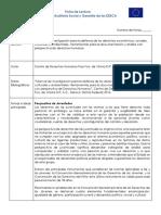 Resumen Parte Manual de Investigacion Para Los DESCA