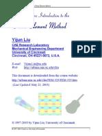 Finite element method notes.pdf